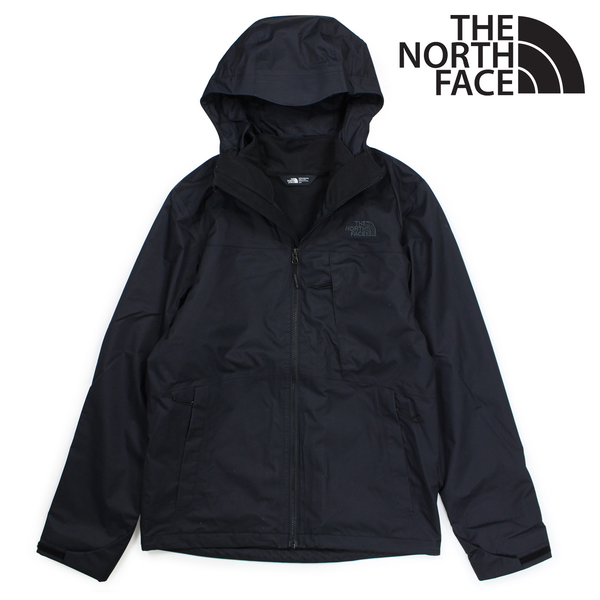 78619f40b THE NORTH FACE MENS ARROWOOD TRICLIMATE JACKET North Face jacket mountain  parka men black NF0A2TCN [3/8 Shinnyu load] [183]
