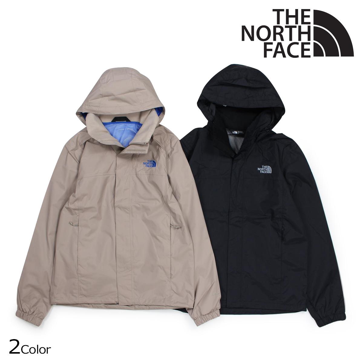 ALLSPORTS  THE NORTH FACE MENS RESOLVE 2 JACKET North Face jacket mountain  parka men black beige NF0A2VD5  3 7 Shinnyu load   183   5619863c9