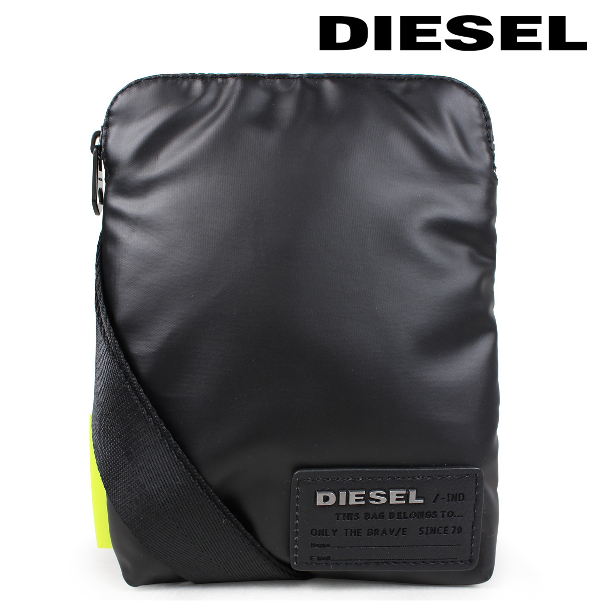638962be7d54 Allsports diesel discover uz discover smallcross diesel bag men gap dis  shoulder bag black shinnyu load
