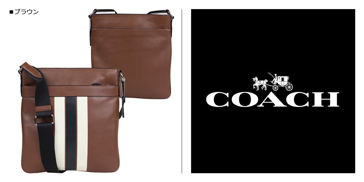 Coach F54193 Bag Shoulder Men Leather Brown 5 11 Shinnyu Load 185