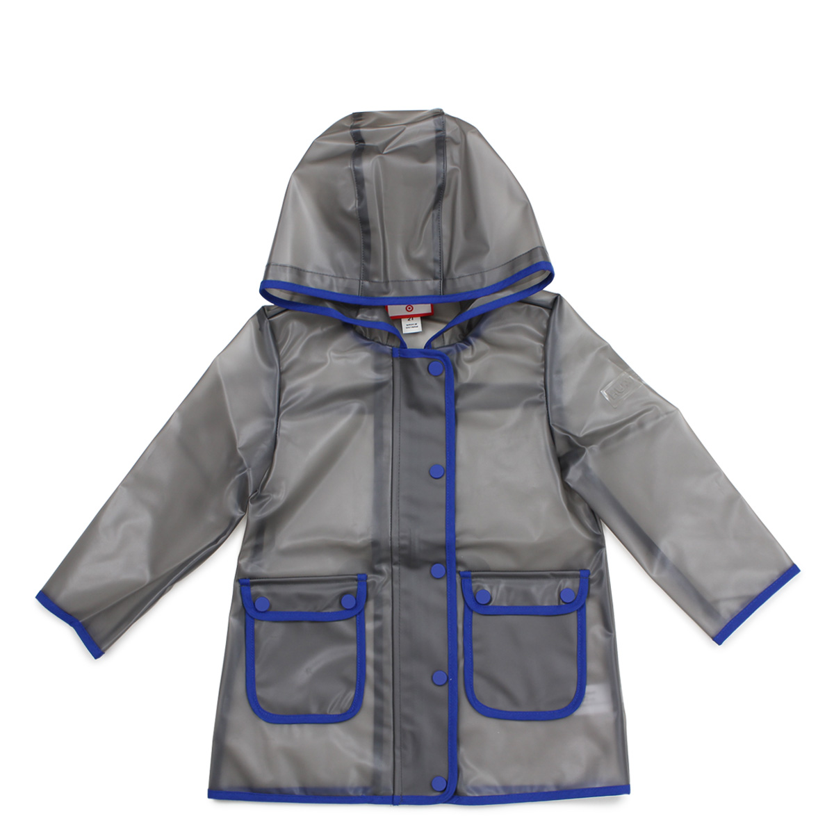 5575b2fc4aa1c HUNTER TODDLERS' RAIN COAT hunter raincoat kids rain jacket rain outfit target  TARGET gray 53139 ...