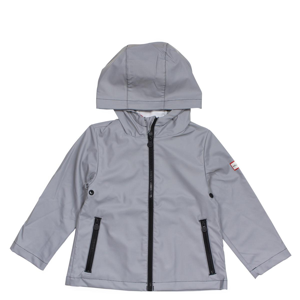 HUNTER TODDLERS' PACKABLE RAIN COAT hunter raincoat kids rain jacket rain  outfit target TARGET silver 53139 [185]
