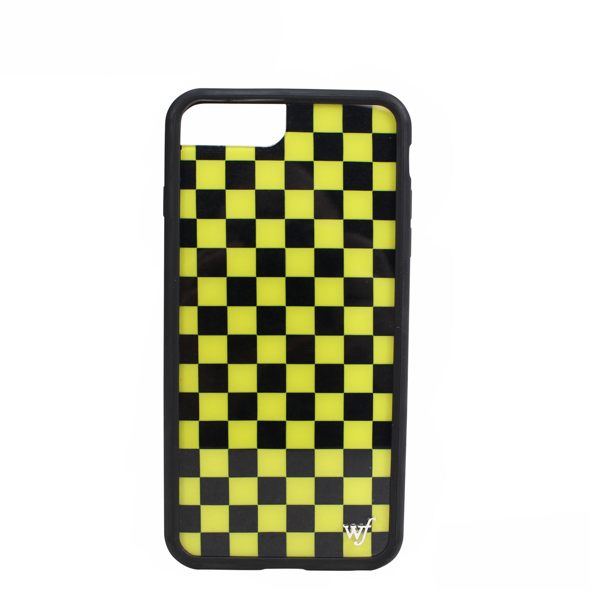 best website d58d2 f2719 wildflower iPhone8 X 7 iPhone 6 6s Plus wild flower case smartphone  eyephone Lady's checker yellow YCHE