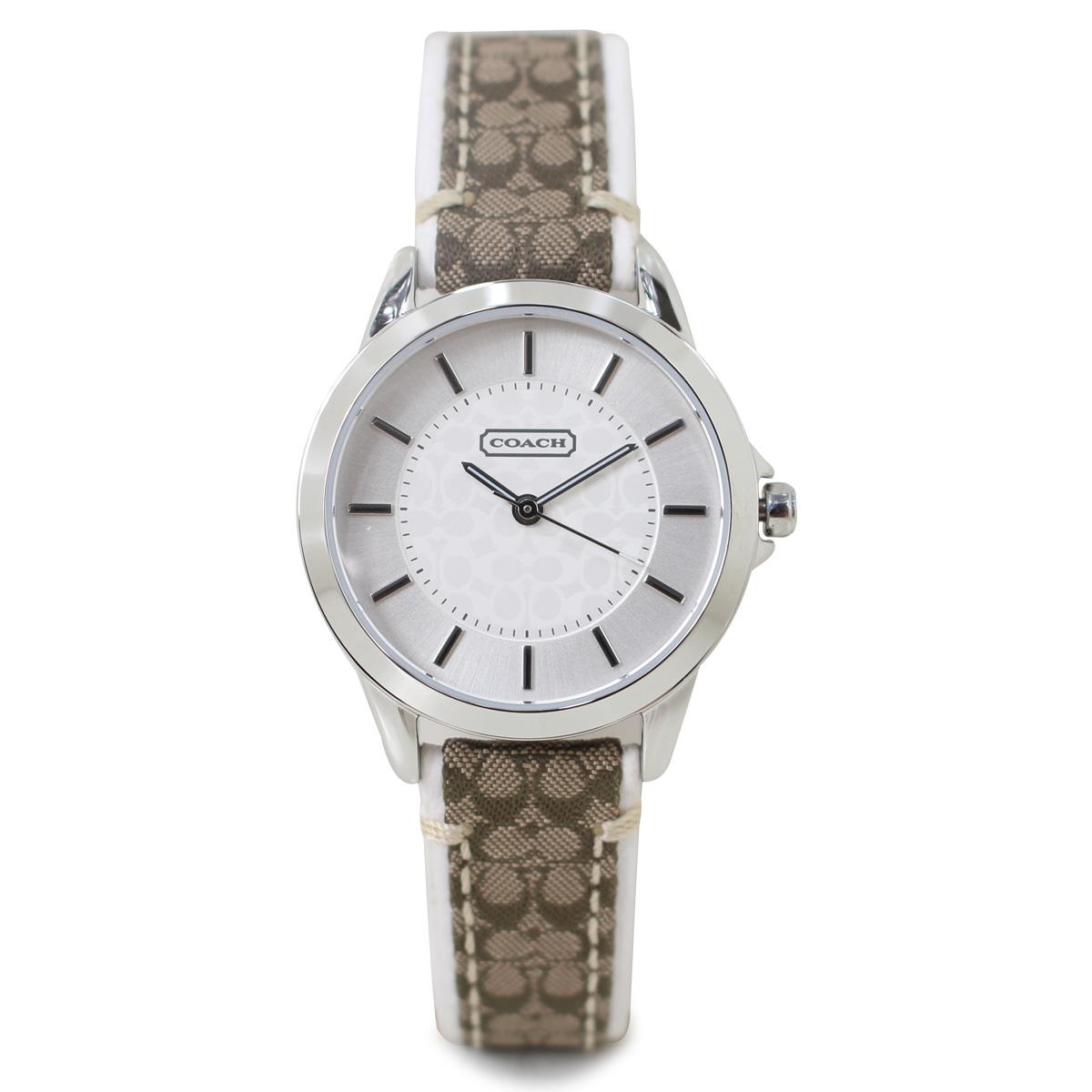 f43e57ebad42 COACH14501526コーチ腕時計レディースシグネチャーレザーブラウン[5/22新入荷][186] サングラス 品最安価格!