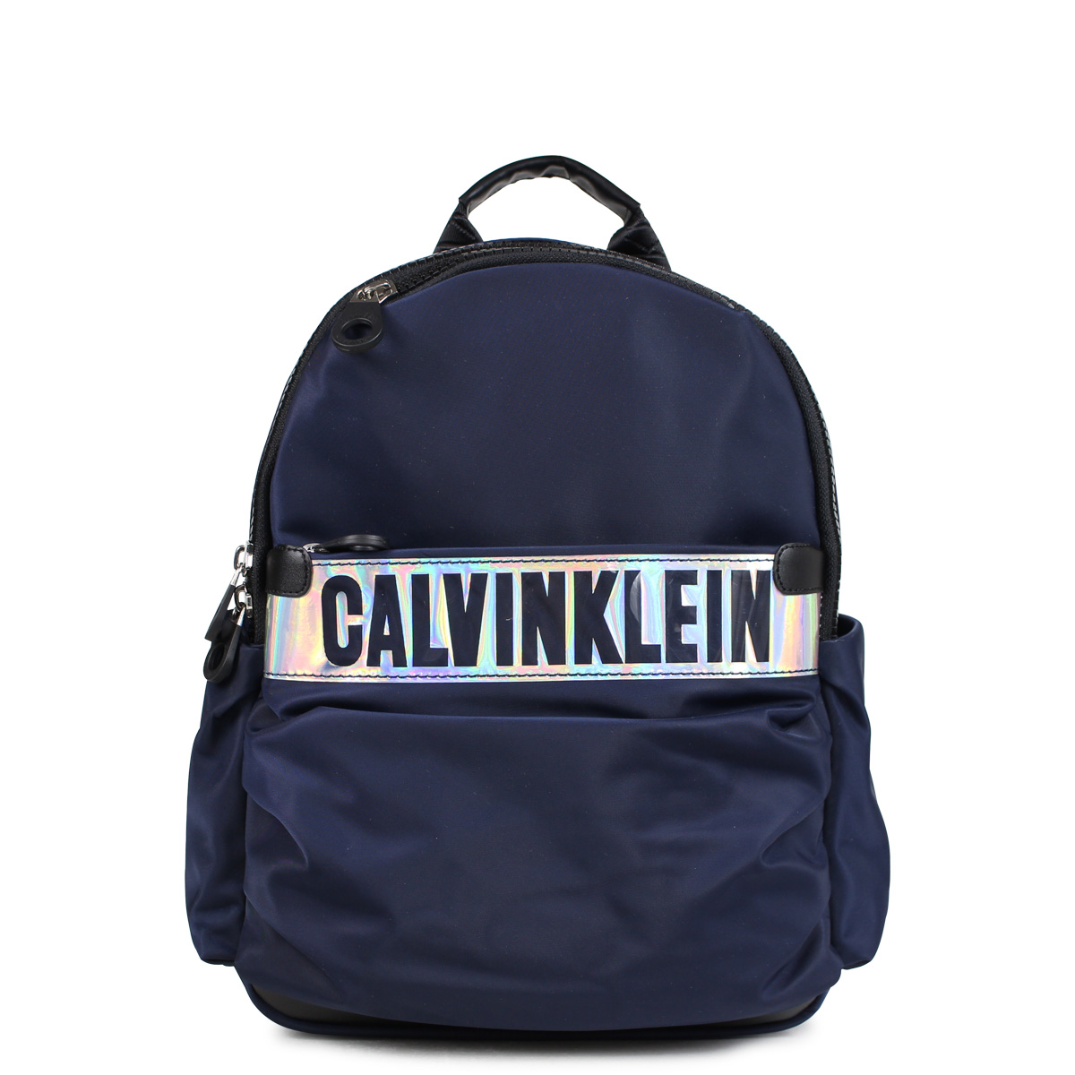7bd19f53f46 Calvin Klein ATHLEISURE LARGE BACKPACK Calvin Klein bag men rucksack bag  pack navy H8AKE7YF [7 ...
