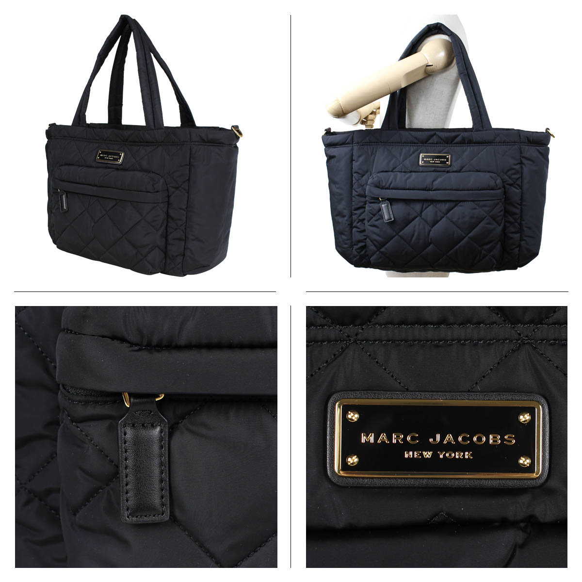 b6712a74c [the arrival long-awaited the latest item of mark by mark Jacobs]. The tote  bag ...