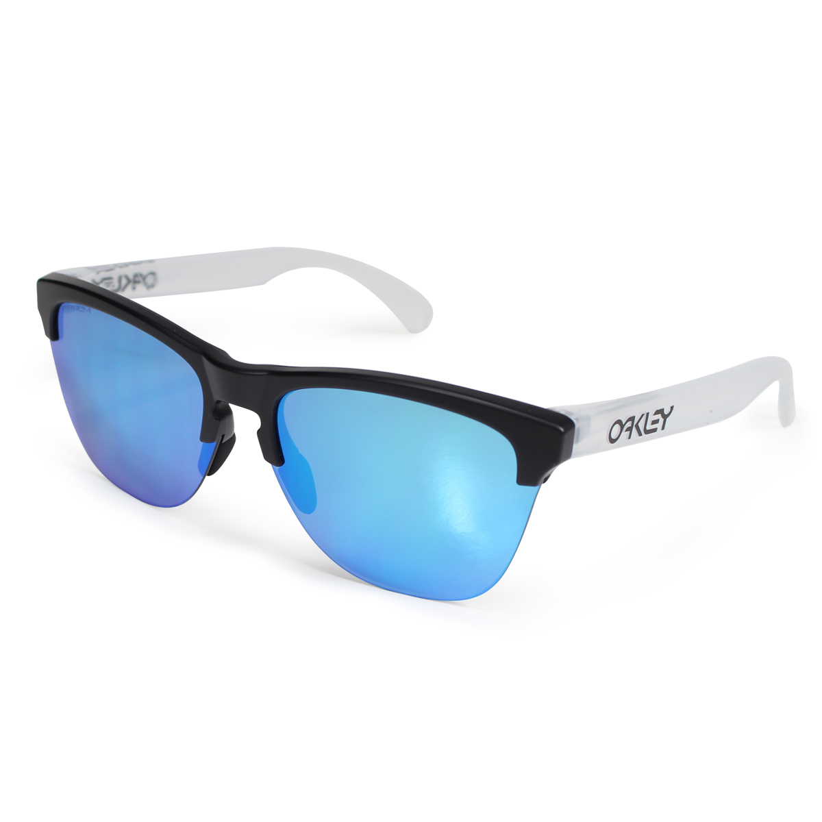 89210dfc1e ALLSPORTS  Oakley Frogskins lite Oakley sunglasses frog skin light US FIT  men gap Dis black OO9374-02  6 8 Shinnyu load   186