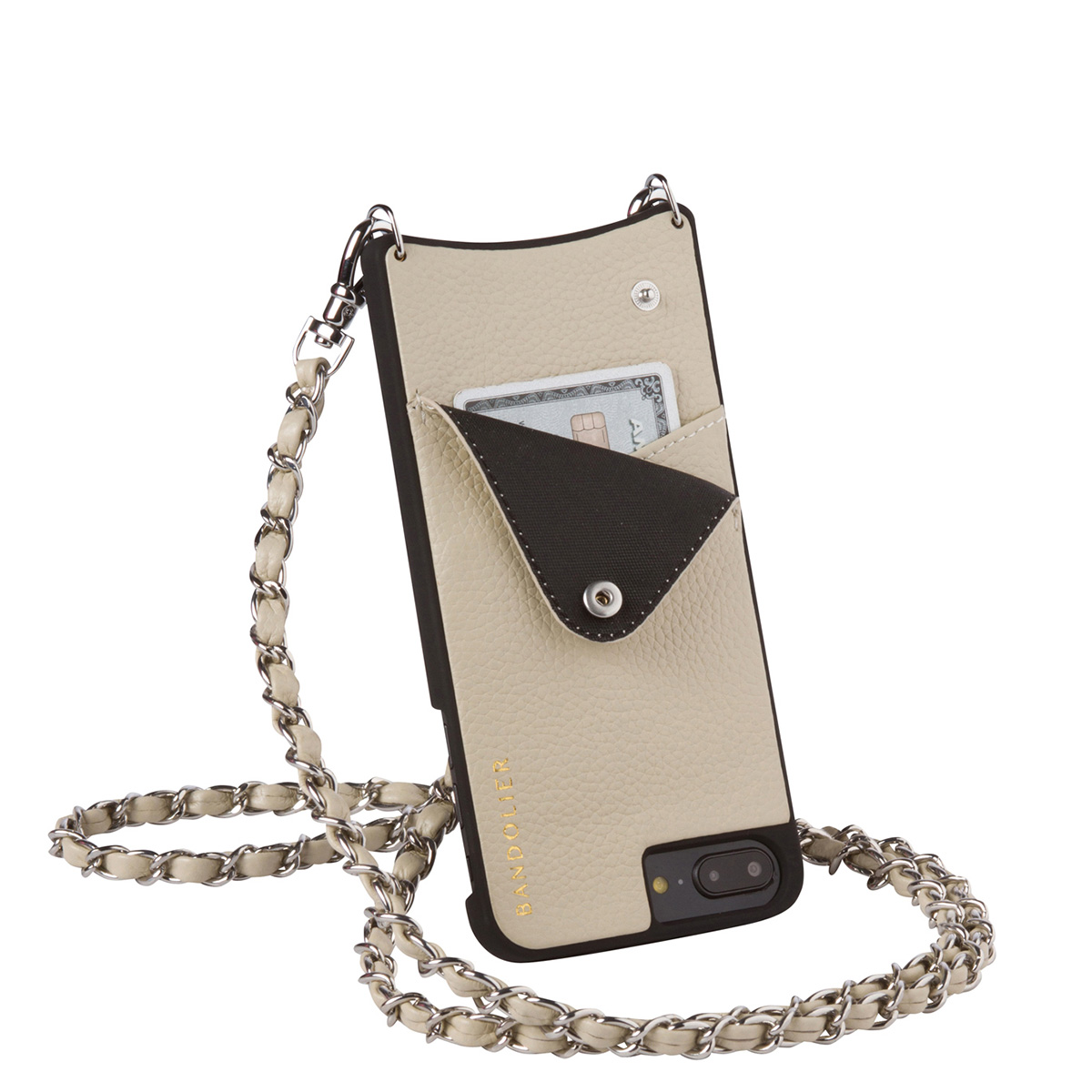BANDOLIER LUCY IVORY バンドリヤー iPhone8 iPhone7 7Plus 6s ケース スマホ アイフォン プラス メンズ レディース [8/1 新入荷] [187]
