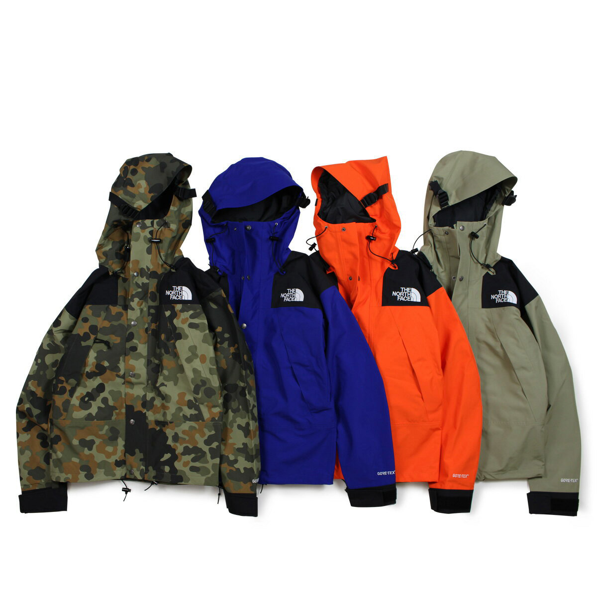 f9a3fa5ef THE NORTH FACE MENS 1990 MOUNTAIN JACKET GTX North Face jacket Gore-Tex  mountain jacket men NF0A3JPA