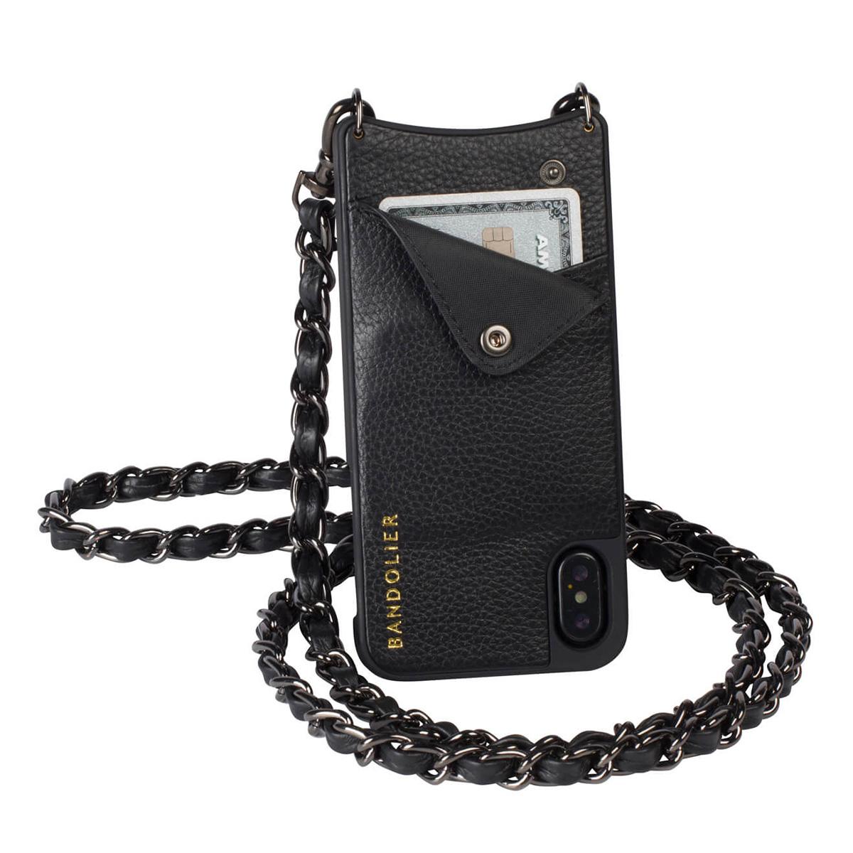 BANDOLIER iPhone SE 8 7 6 6s/Plus ケース スマホ 携帯 アイフォン プラス LUCY PEWTER メンズ レディース