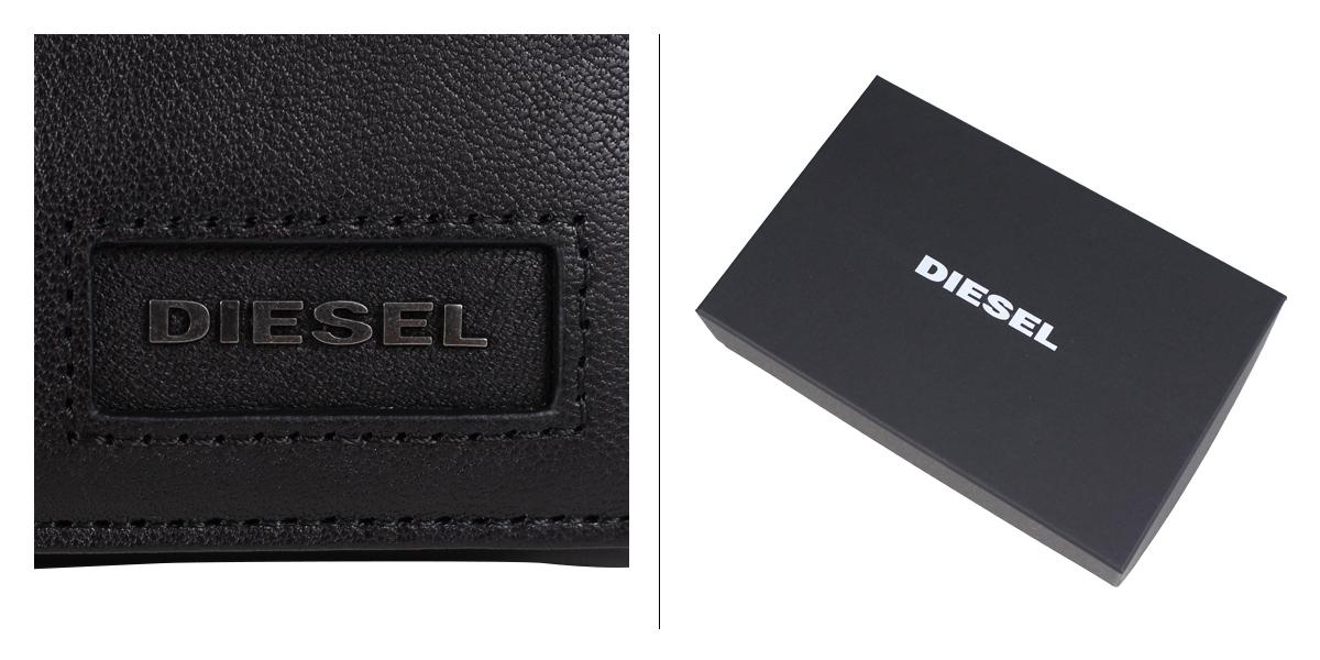 DIESEL D SIDE 24 ZIP ディーゼル 財布 メンズ 長財布 ラウンドファスナー X05573 PR185 H60Yb76gfy