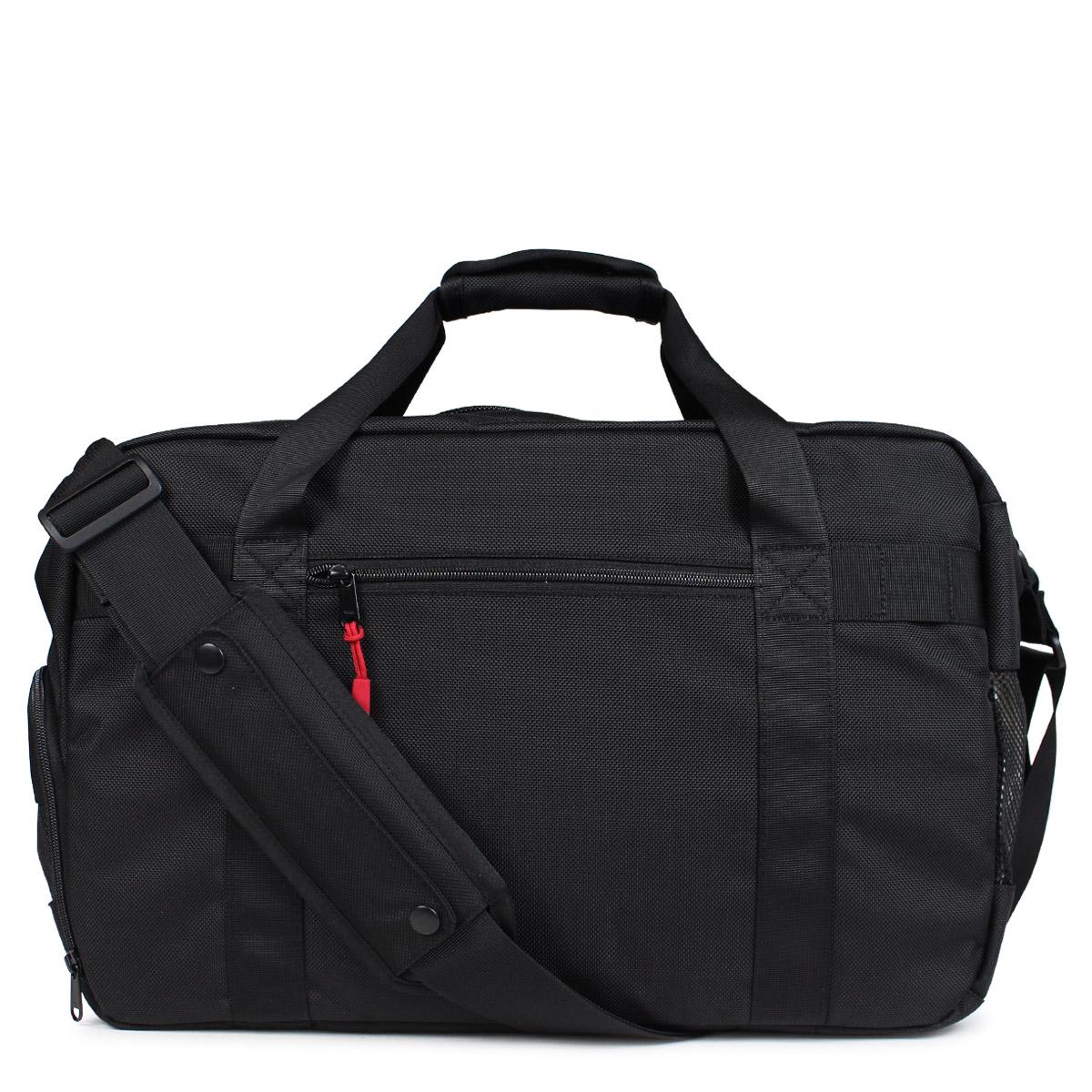DSPTCH GYM WORK BAG ディスパッチ バッグ ジムバッグ メンズ レディース 23L ブラック PCK-GW