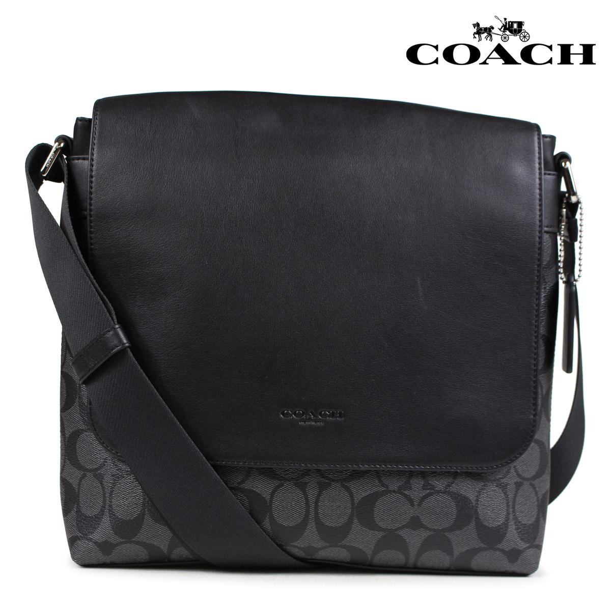 cc4181afd420 COACH CHARLES SMALL MESSENGER coach bag shoulder bag men messenger bag  F28575 gray  9 14 Shinnyu load   189