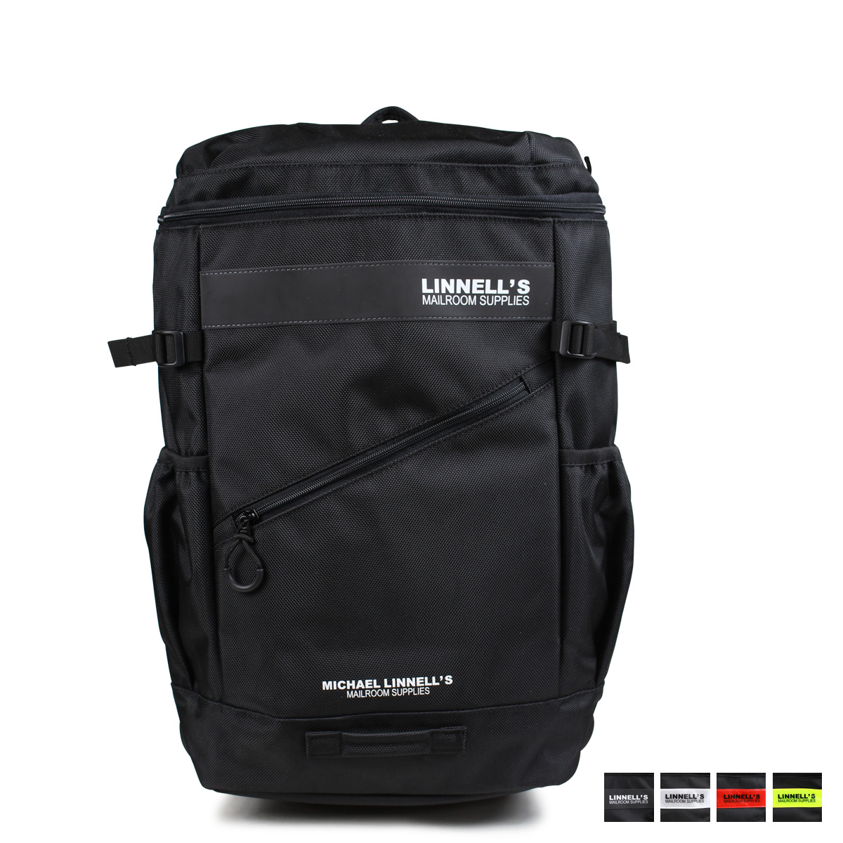 MICHAEL LINNELL BOX BACKPACK マイケルリンネル リュック バッグ 32L メンズ レディース バックパック ML-020