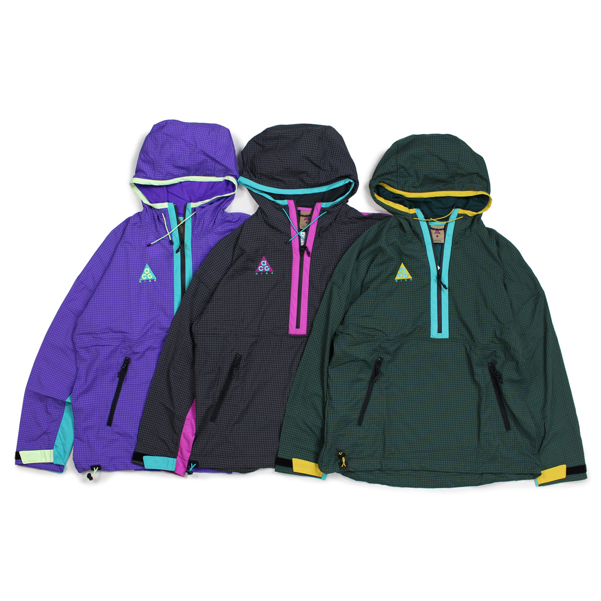 Nike NIKE Woo jacket men nylon jacket ACG WOVEN HOOD ANORAK JACKET 931907 [189]