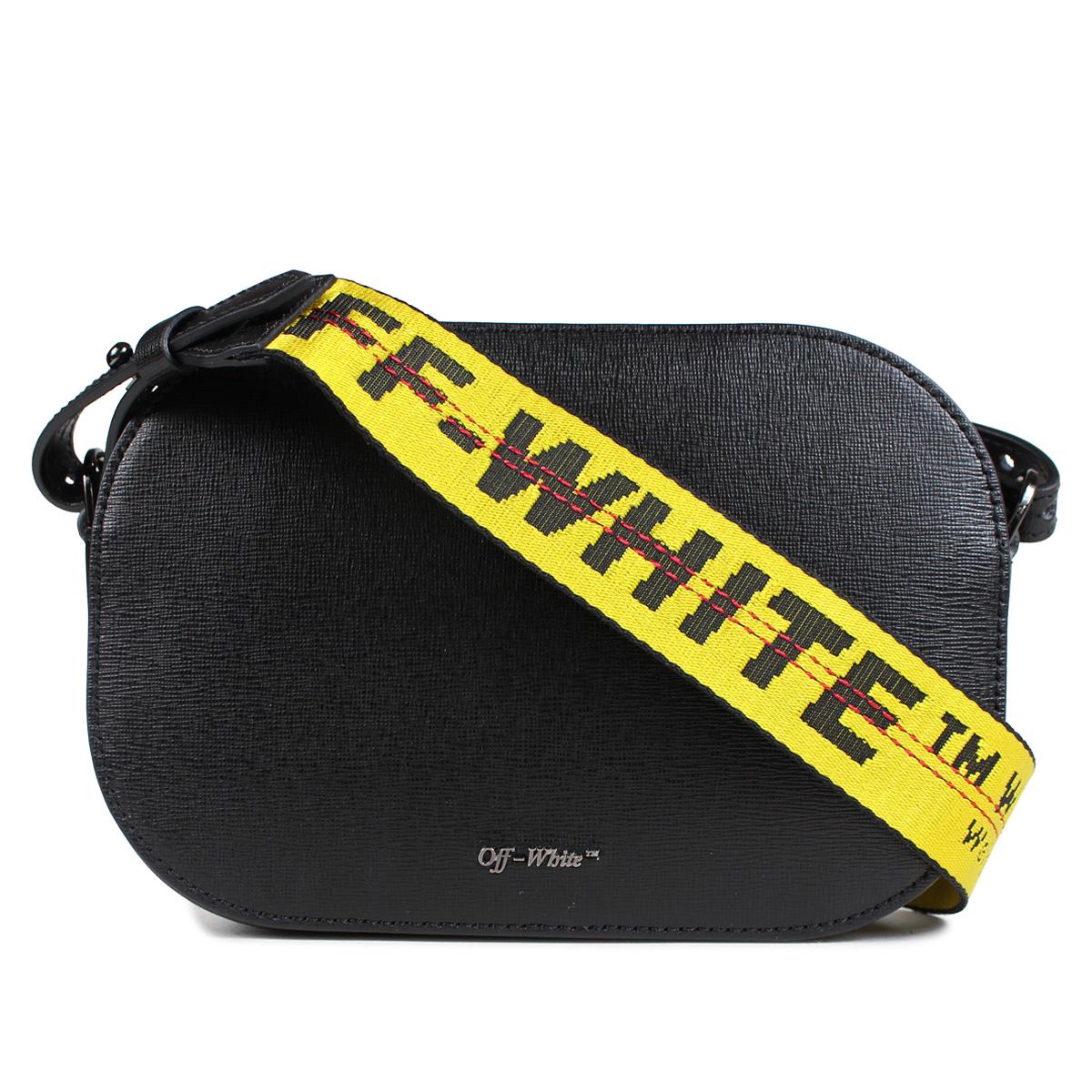 9c9b62a5d0 Off-white SCULPTURE CAMERA STRAP BAG off-white bag shoulder bag Lady s black  OWNA054 423051  11 20 Shinnyu load   1811