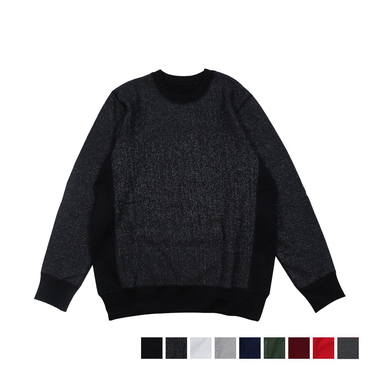 ALLSPORTS  A product made in CREWNECK SWEATSHIRT trainer sweat shirt ... 189f5d2a9c05
