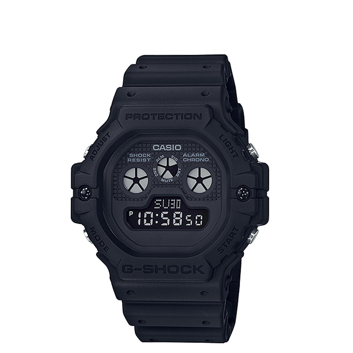 CASIO G-SHOCK カシオ 腕時計 DW-5900BB-1JF ブラック メンズ レディース