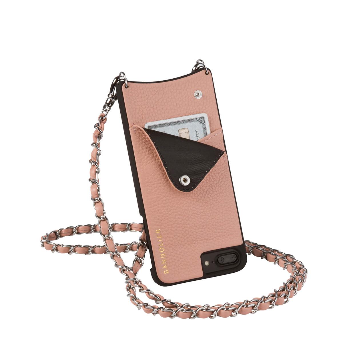 BANDOLIER iPhone8Plus iPhone7Plus 6sPlus LUCY BLUSH バンドリヤー ケース スマホ アイフォン プラス メンズ レディース [1812]