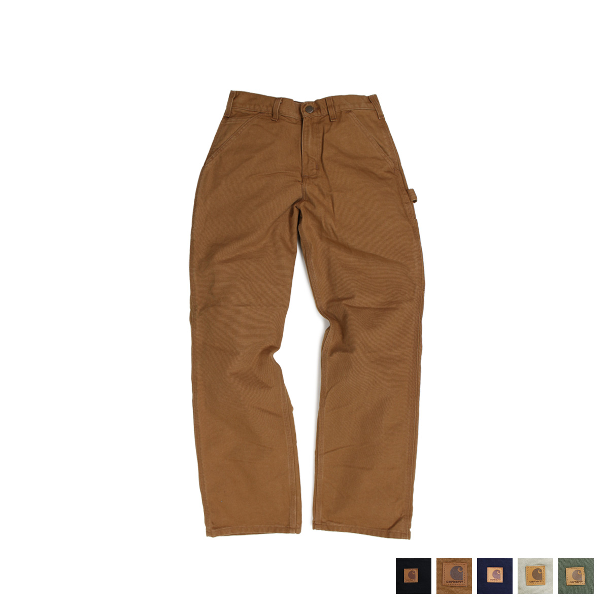 c8f1b39402 carhartt WASHED DUCK WORK DUNGAREE car heart underwear work pants painter  underwear men B11 [the ...