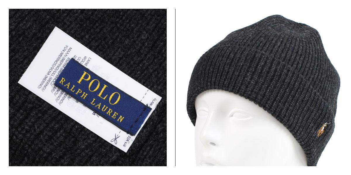 a4d98b40fac ALLSPORTS  POLO RALPH LAUREN MERINO WOOL WATCH CAP polo Ralph Lauren ...