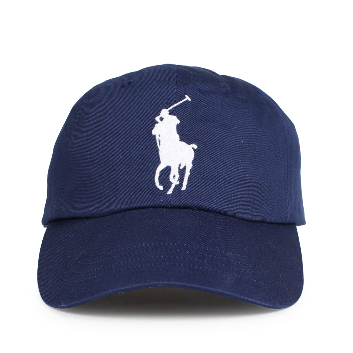 7da9da5eba2e3 POLO RALPH LAUREN BIG PONY CHINO BASEBALL CAP polo Ralph Lauren cap hat men  gap Dis cotton navy 710673584013  1 15 Shinnyu load   191