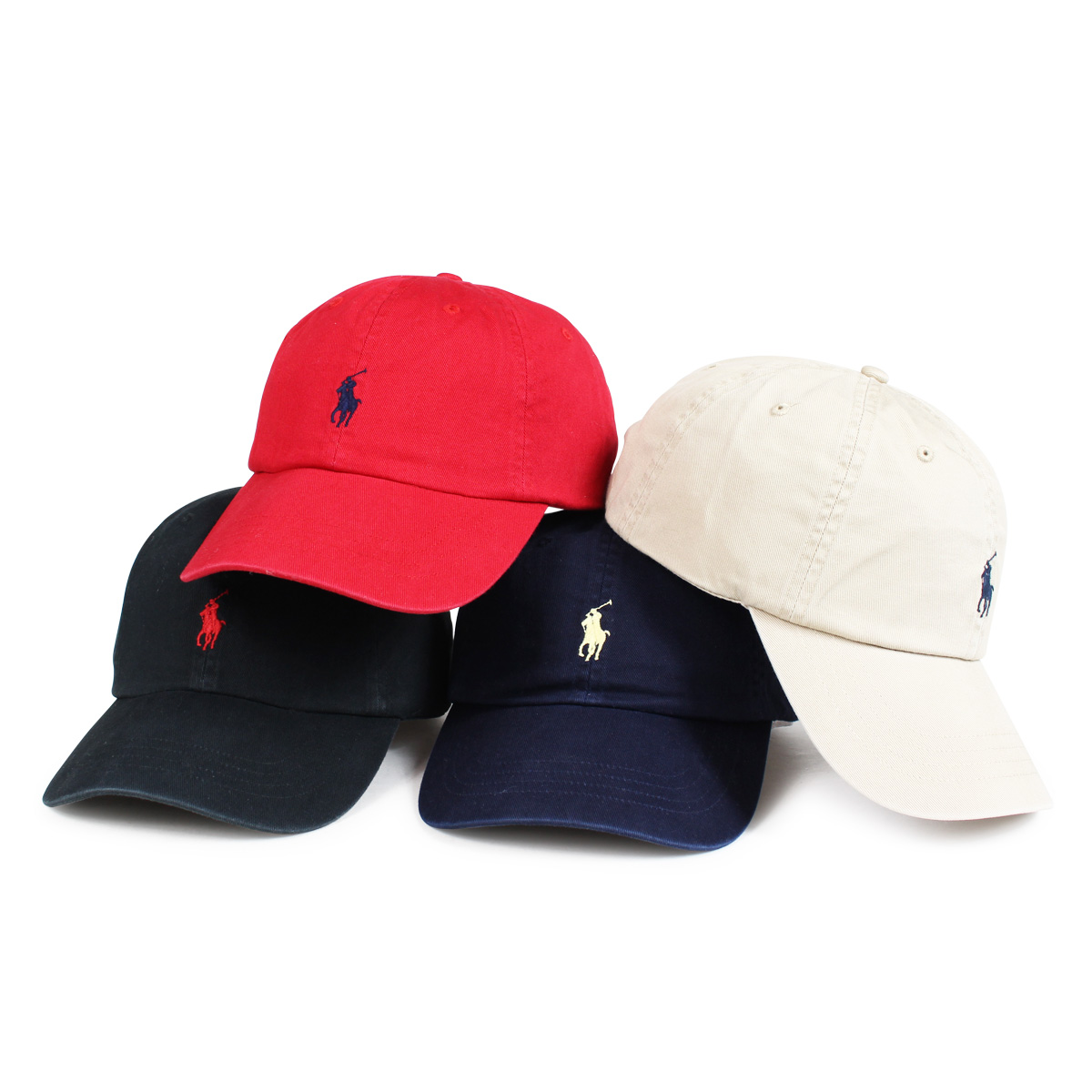 POLO RALPH LAUREN COTTON CHINO BASEBALL CAP polo Ralph Lauren cap hat men  gap Dis cotton black beige red blue 710548524  1 15 Shinnyu load   191  d126cba8a34