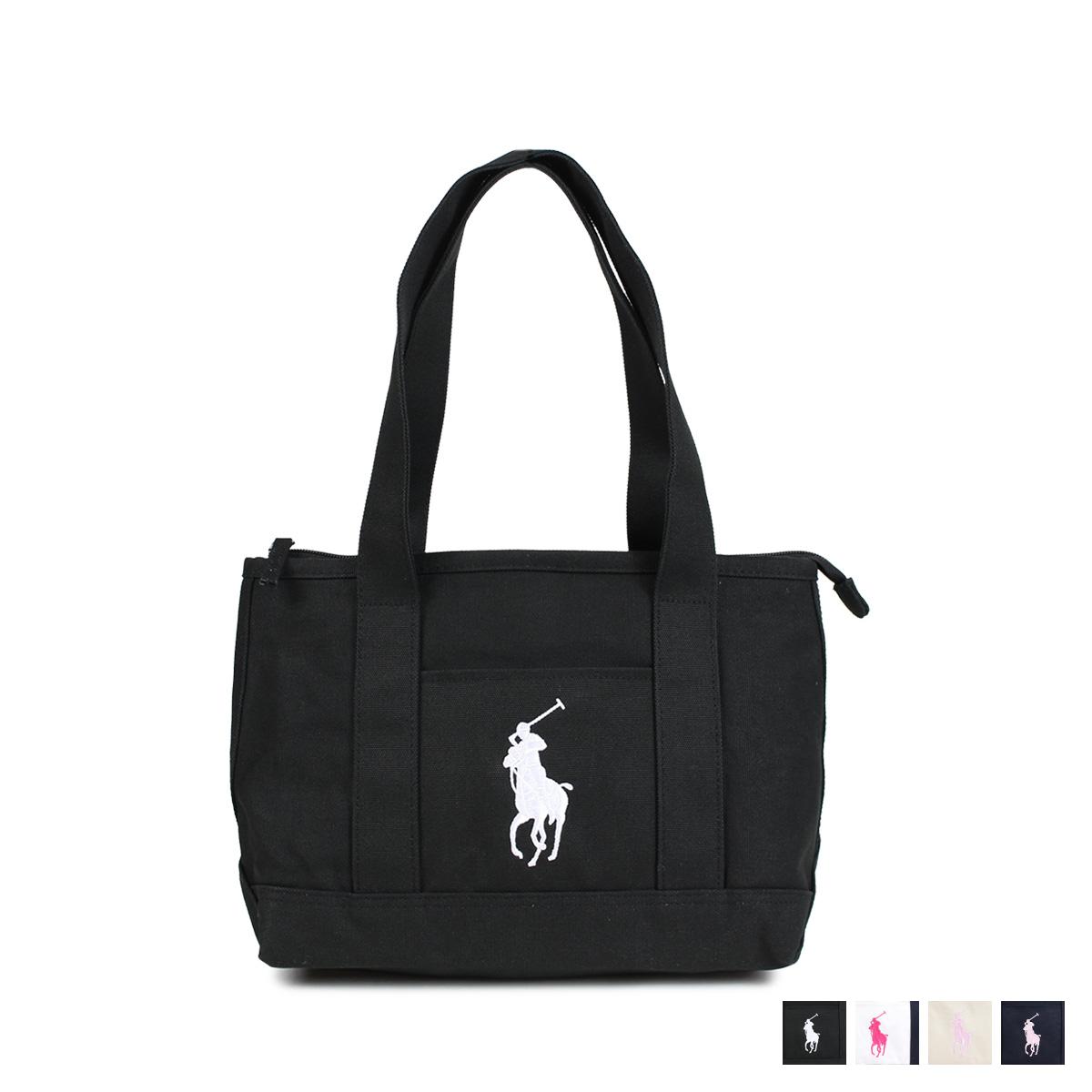 b7d456f9890 POLO RALPH LAUREN MEDIUM TOTE polo Ralph Lauren bag tote bag men gap Dis  canvas black ...