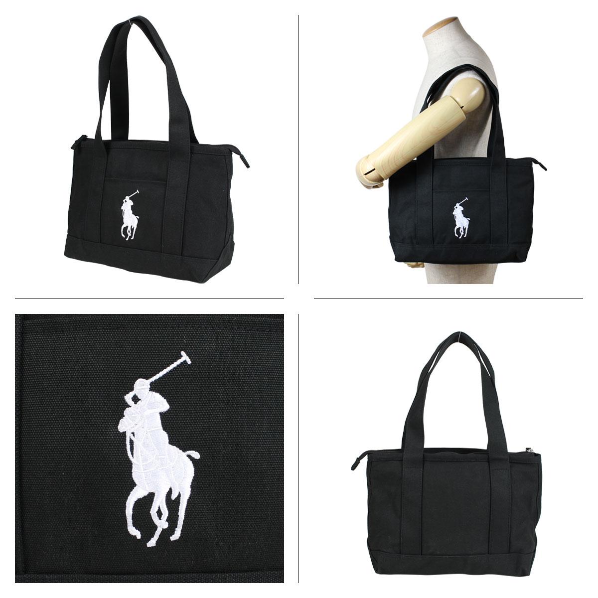 0cefa6a1ebe ... POLO RALPH LAUREN MEDIUM TOTE polo Ralph Lauren bag tote bag men gap  Dis canvas black ...