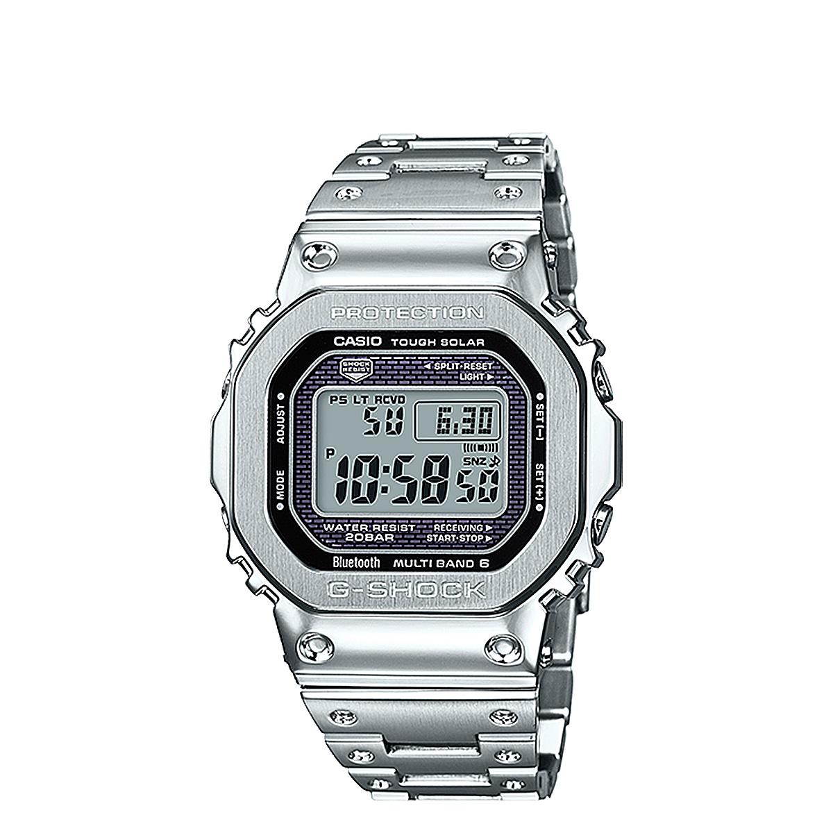 CASIO G-SHOCK カシオ 腕時計 GMW-B5000D-1JF ORIGIN 35周年 メンズ レディース シルバー