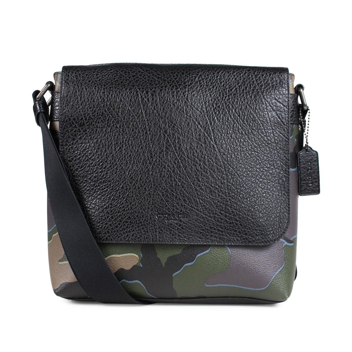 a733233633af4 COACH F31559 coach bag shoulder bag men leather duck green [193] ...