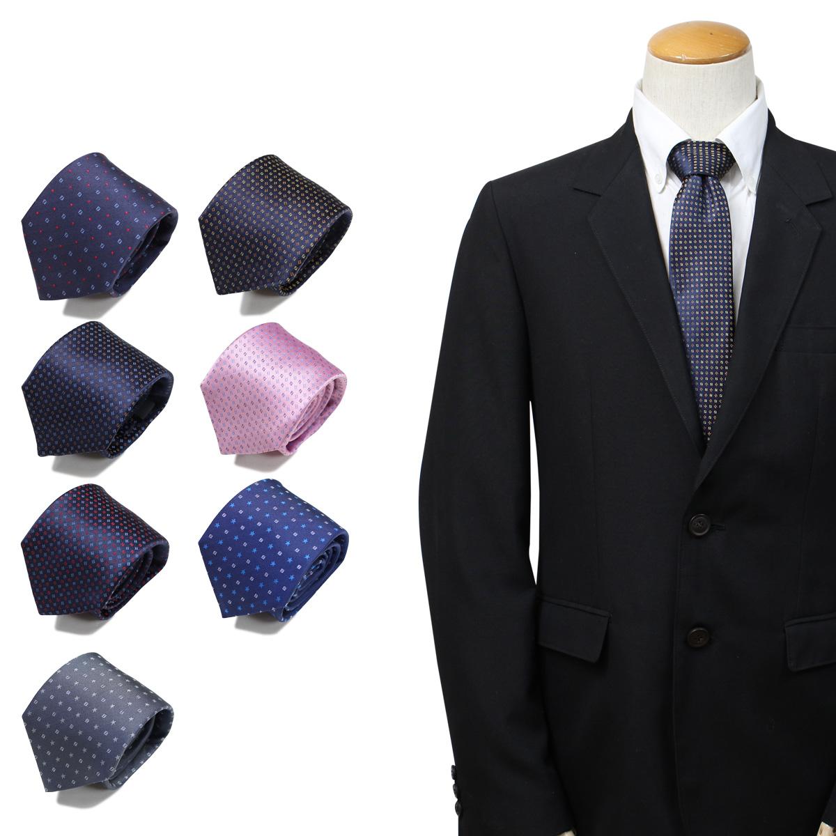 FENDI フェンディ ネクタイ メンズ イタリア製 シルク ビジネス 結婚式 [3/26 新入荷] [193]