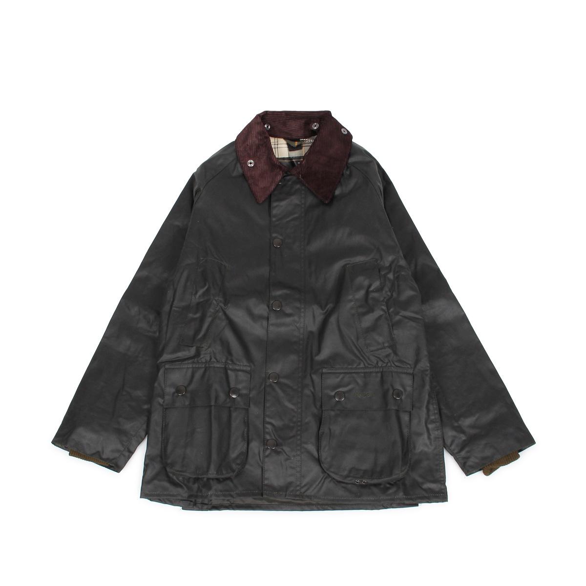 Barbour BEDALE WAX JACKET バブアー ビデイル ジャケット オイルドジャケット ワックス メンズ ブラック グリーン 黒 MWX0018