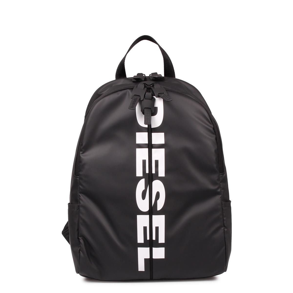 DIESEL BOLD BACK 2 ディーゼル バッグ リュック バックパック メンズ レディース ブラック 黒 X06330 P1705