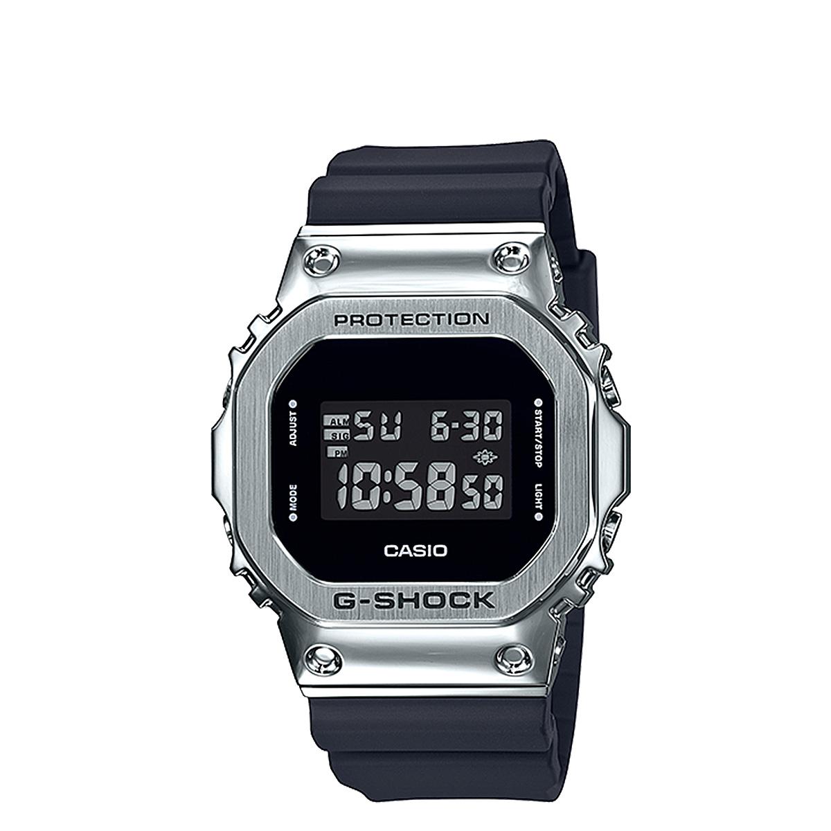 CASIO G-SHOCK カシオ 腕時計 GM-5600-1JF ジーショック Gショック G-ショック メンズ レディース ブラック 黒