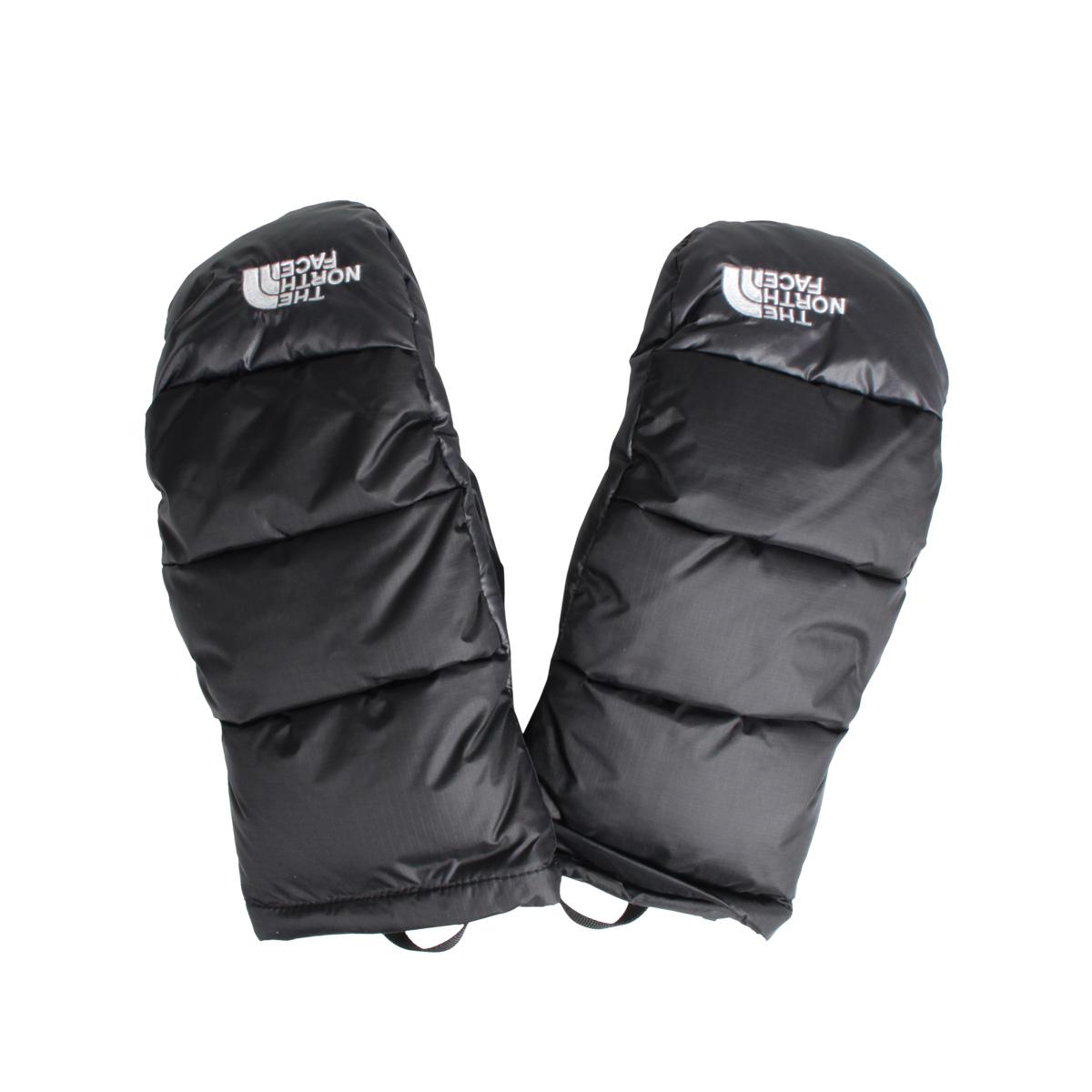 THE NORTH FACE NUPTSE MITT ノースフェイス ヌプシ 手袋 グローブ メンズ ブラック レッド イエロー カモ 黒 NF0A4SFZ