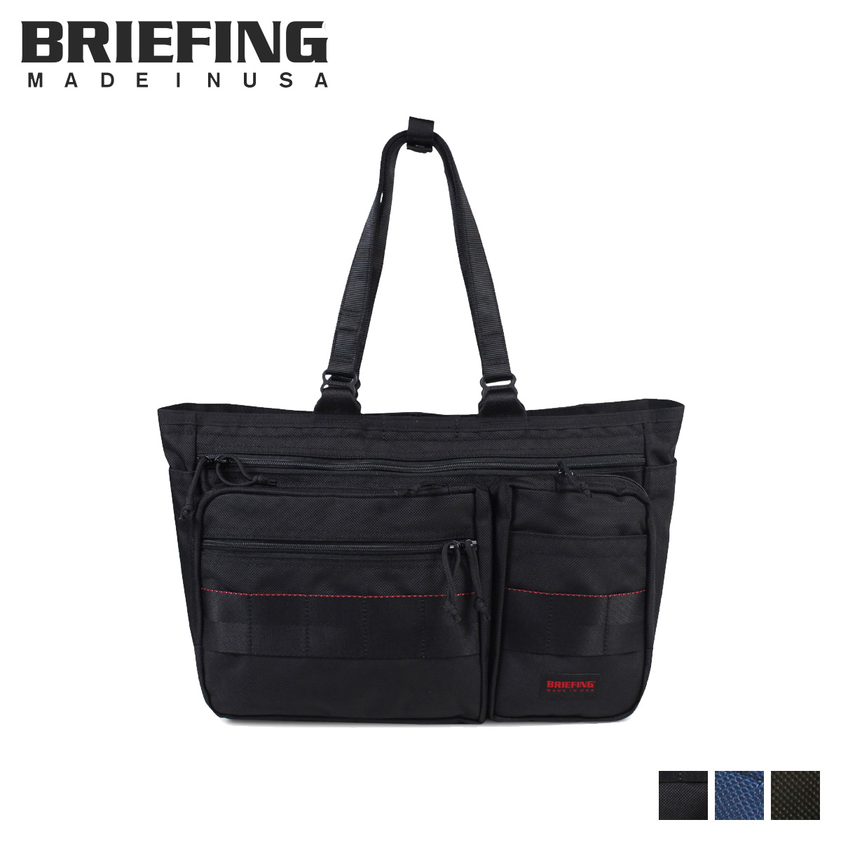 BRIEFING BS TOTE WIDE ブリーフィング バッグ トートバッグ BRF301219 メンズ ブラック ネイビー オリーブ 黒XkTZPiuO