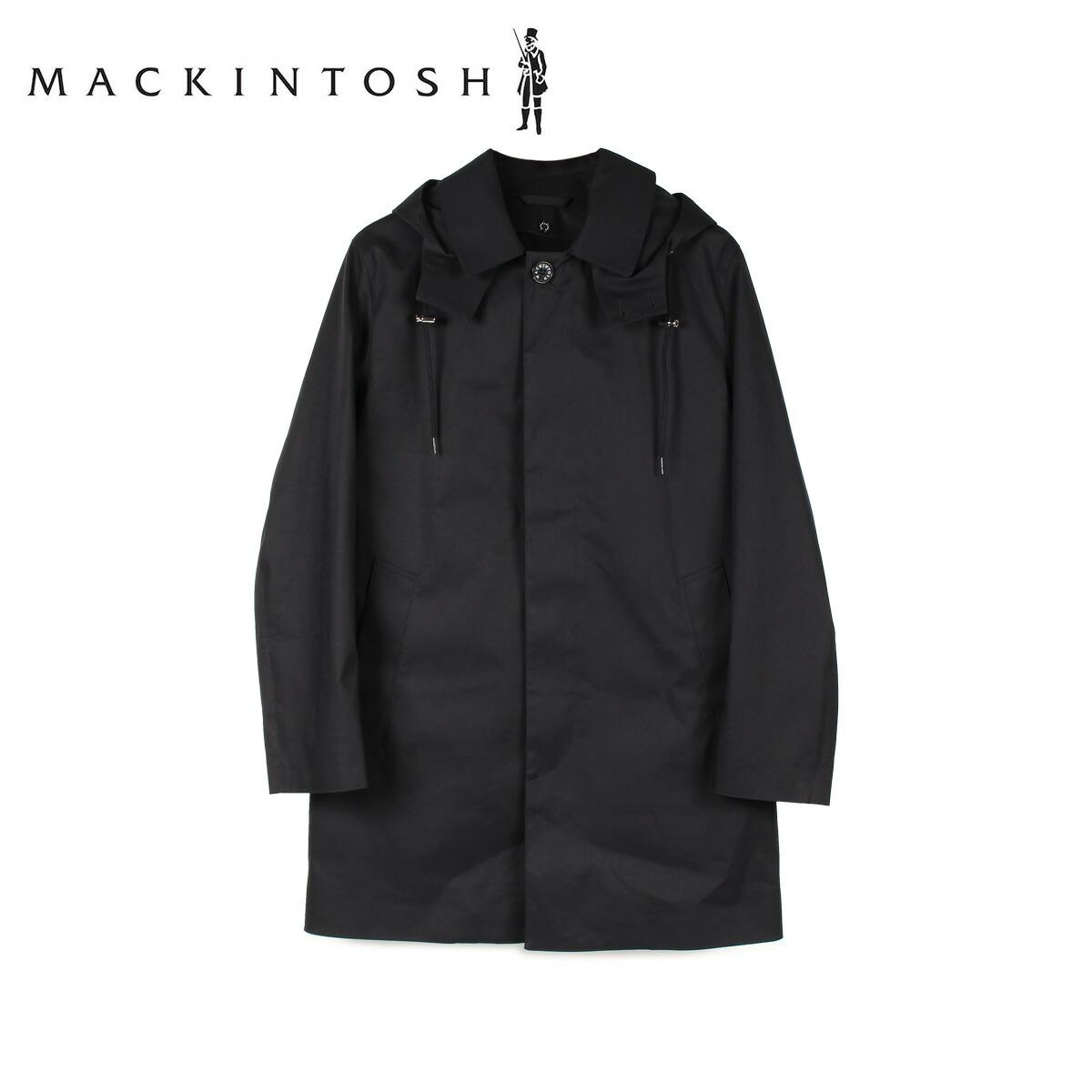 Mackintosh DUNOON HOOD マッキントッシュ ダヌーン フード コート ダウンコート メンズ ブラック 黒 GM-1004FD
