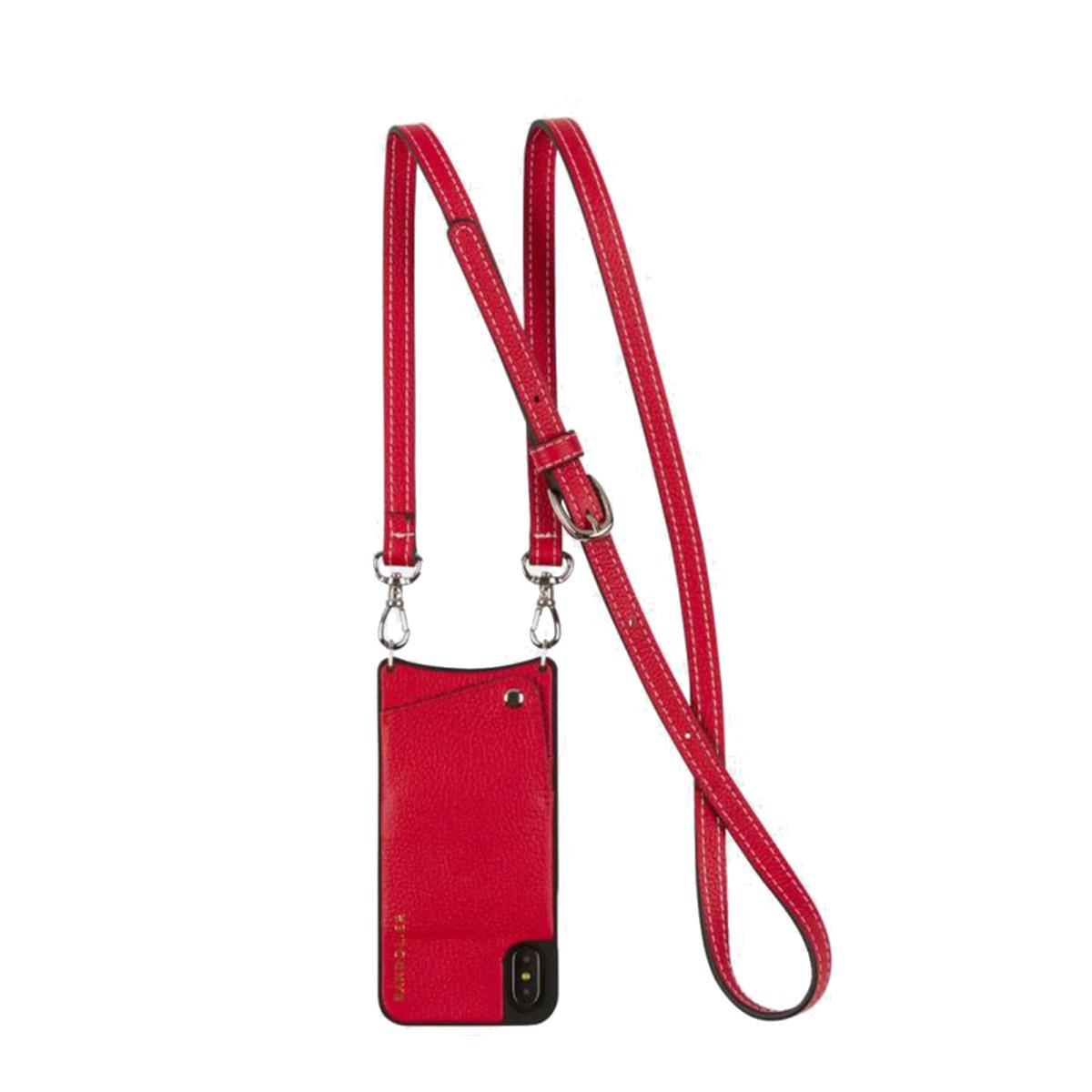 BANDOLIER CASEY RED バンドリヤー iPhoneXS X ケース スマホ 携帯 アイフォン レディース レッド 10cas
