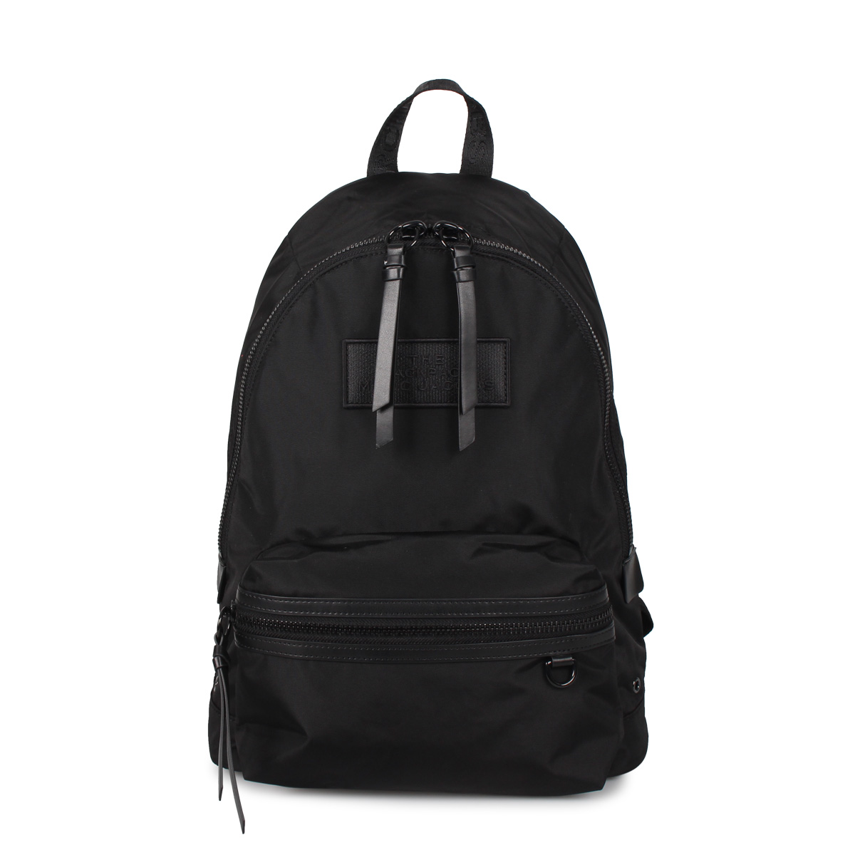 MARC JACOBS THE DTM BACKPACK LARGE BACKPACK マークジェイコブス リュック バッグ バックパック レディース ブラック 黒 M0015772-001