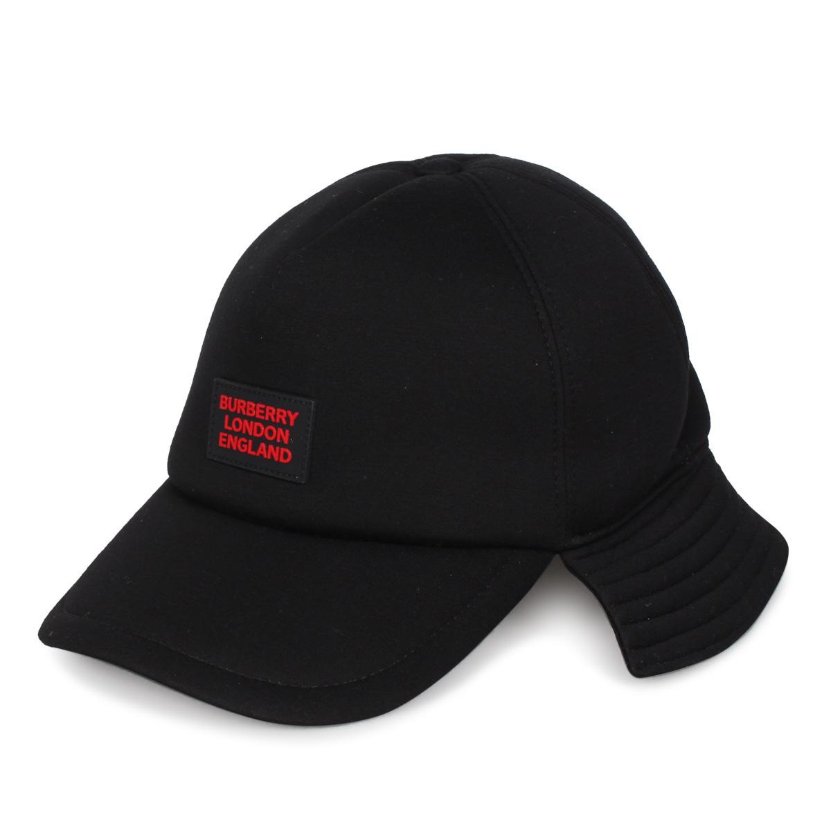 BURBERRY BUCKET HAT バーバリー ハット キャップ 帽子 バケットハット メンズ レディース ブラック 黒 8025190