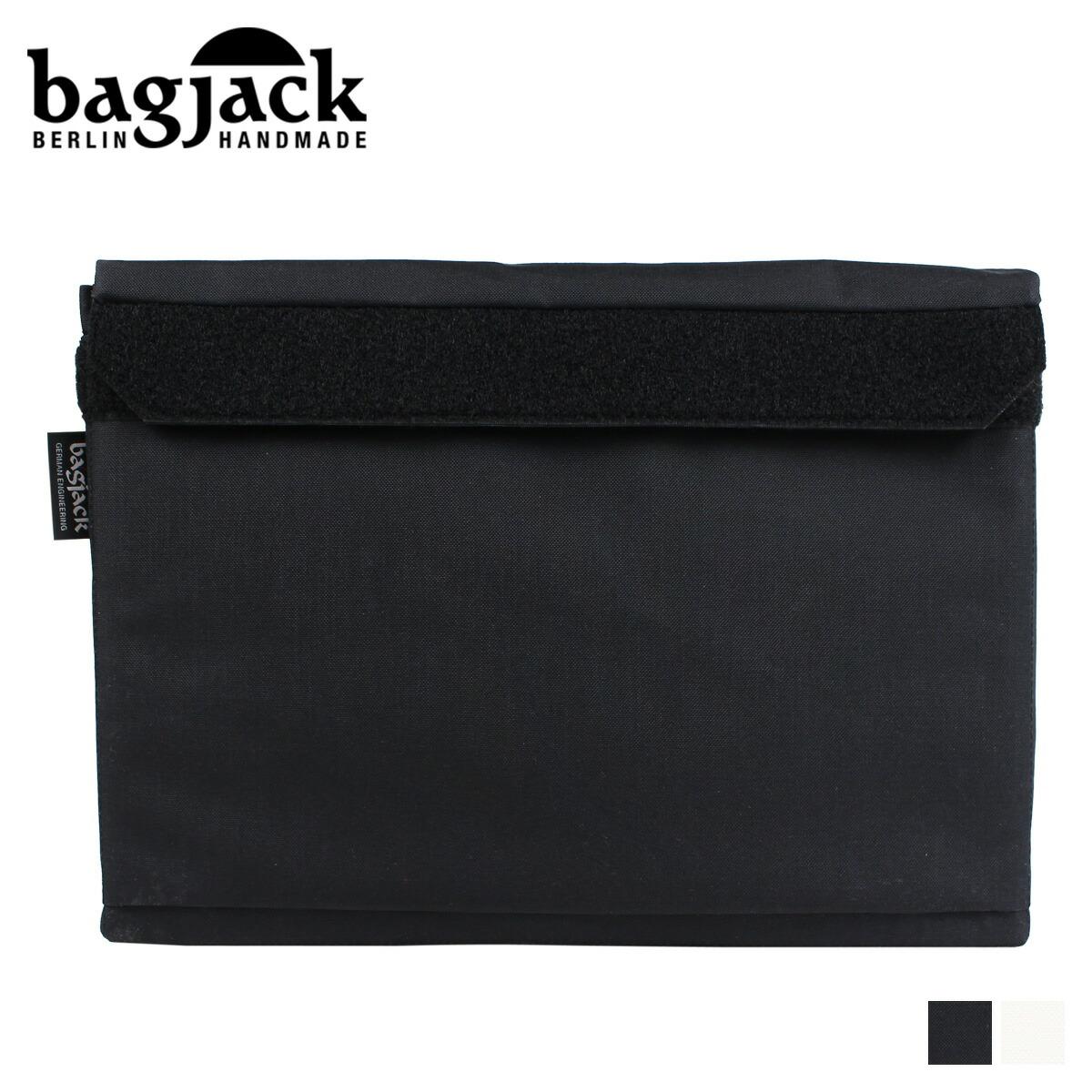 bagjack NEXT LEVEL STEALTH TEC LAPTOP COVER バッグジャック PCケース PCバッグ パソコンケース メンズ レディース ブラック ホワイト 黒 白