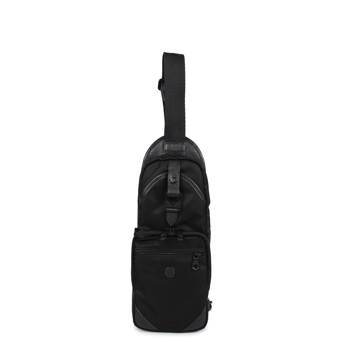 Orobianco ANNIBALE-F01 オロビアンコ バッグ ボディバッグ ショルダーバッグ メンズ ブラック 黒 92134