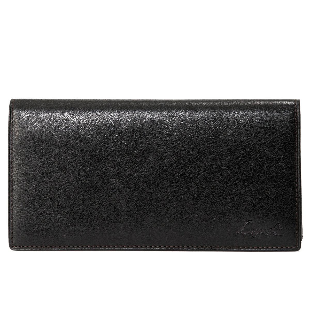 Lugard ラガード 青木鞄 財布 長財布 二つ折り G3 WALLET メンズ ジースリー ブラック ネイビー ブラウン 黒 5206 [2/12 新入荷]