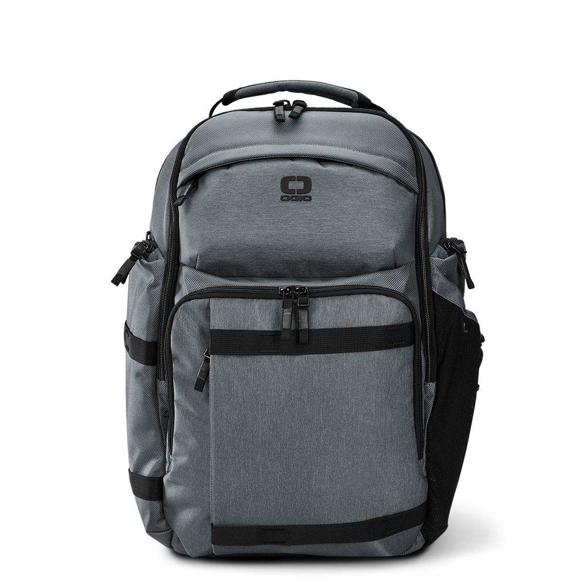 OGIO PACE 25 BACKPACK オジオ リュック バッグ バックパック ビジネスバッグ メンズ レディース 25L ヘザー グレー 5920193OG