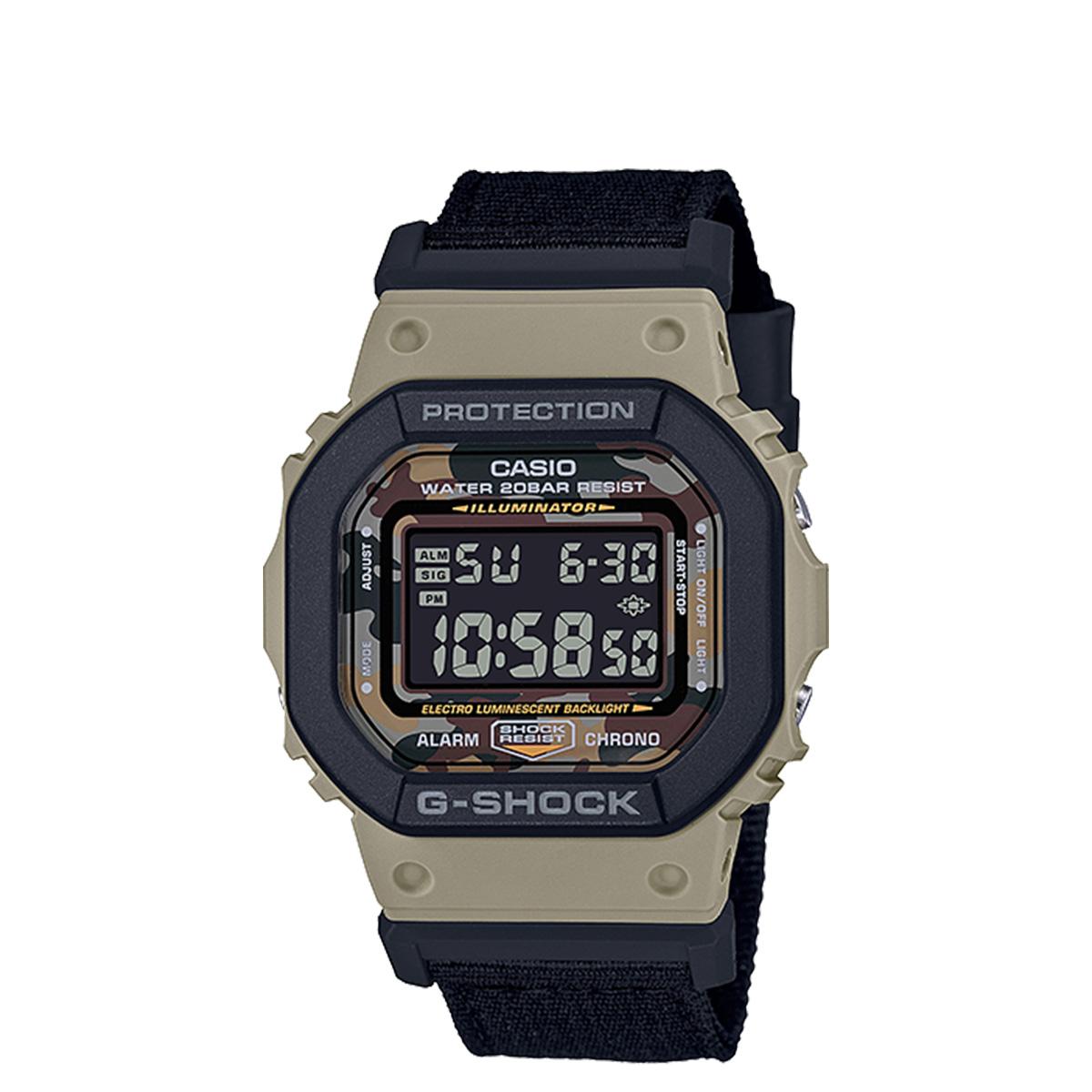 CASIO G-SHOCK カシオ 腕時計 DW-5610SUS-5JR メンズ レディース ブラック 黒 [3/19 新入荷]