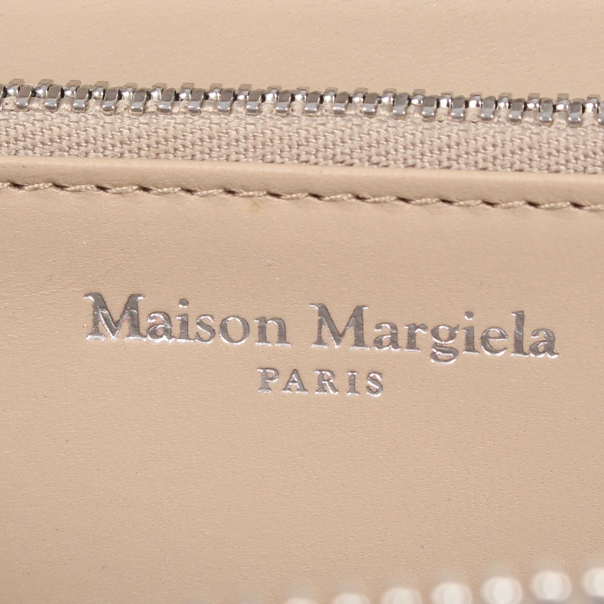MAISON MARGIELA LONG WALLET メゾンマルジェラ 財布 長財布 メンズ レディース ベージュ S35UIoCBexd