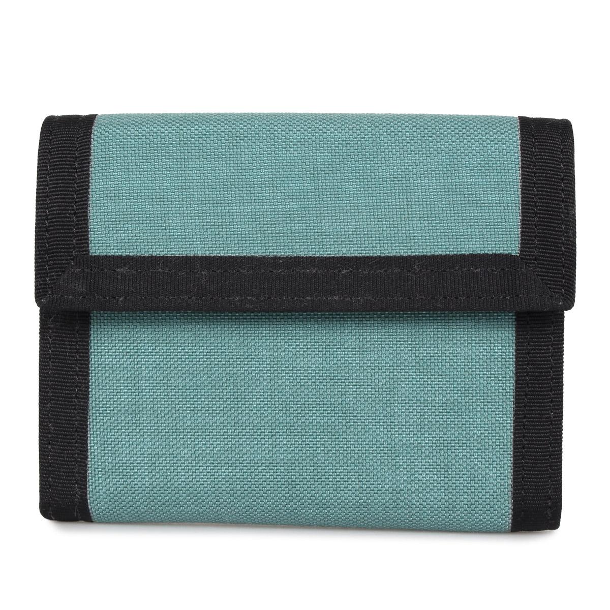 MAISON MARGIELA WALLET メゾンマルジェラ 財布 三つ折り メンズ レディース ブルー S55UI0208-T7088
