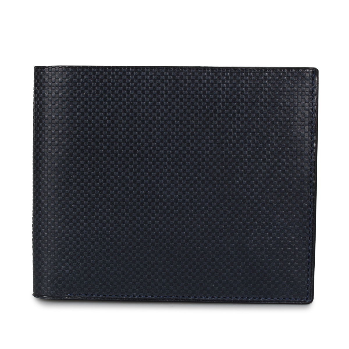 HIROAN CROISE ヒロアン 財布 二つ折り メンズ 博庵 ブラック ネイビー 黒 HM-80127 [6/5 新入荷]
