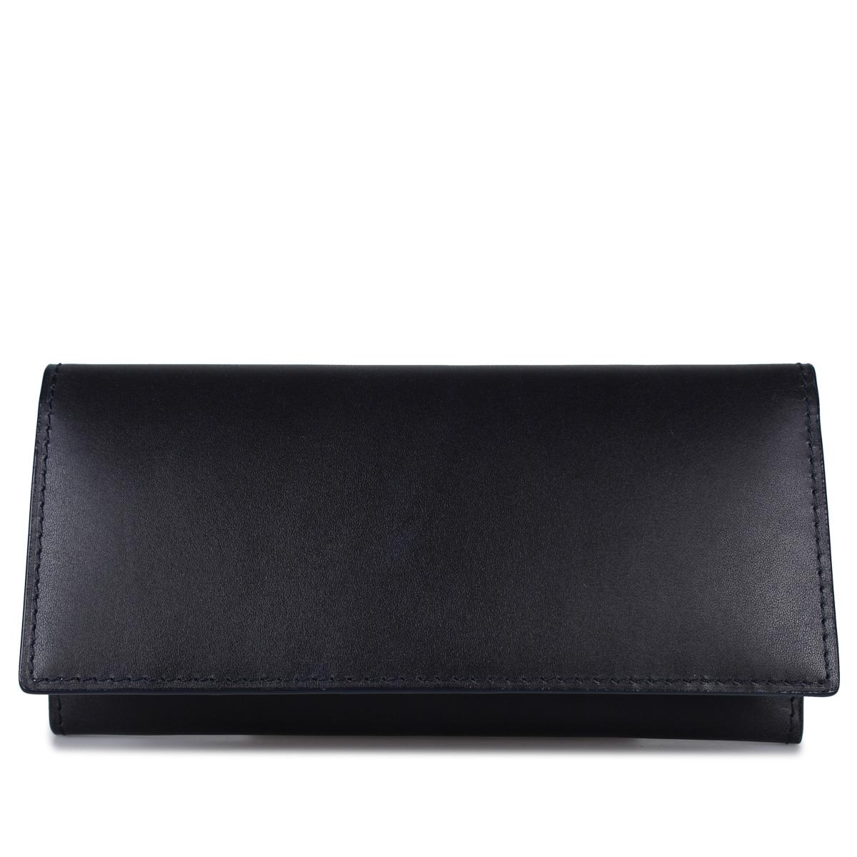 BAGGY PORT KOI LONG WALLET バギーポート 財布 長財布 メンズ レディース ネイビー ブルー ダークブルー ZYS090 [7/30 新入荷]